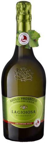 """Игристое вино """"La Gioiosa"""" Asolo Prosecco Superiore DOCG"""