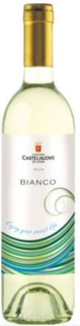 Вино Cantina Castelnuovo del Garda Vino Bianco 0.75 л белое полусладкое 11%