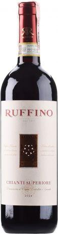 Вино Ruffino Il Leo Chianti Superiore красное сухое 13% 0.75 л